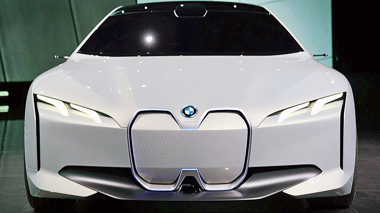 Bmw I5 Concept 2021 Futur Tesla Model S Challenger Youtube
