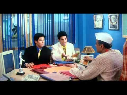 Simple Living High Thinking - Xcuse Me - Best Comedy Scene - Sharman Joshi - Sudhir Dalvi