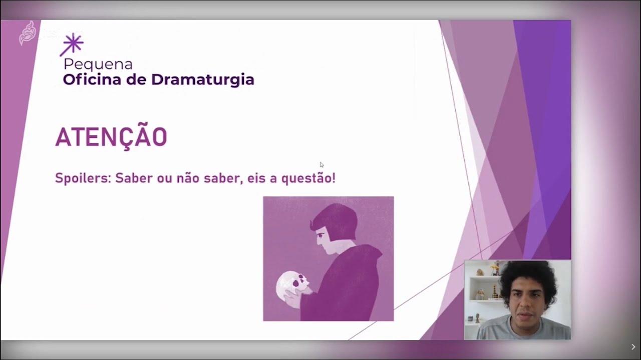 Aula 2 (Parte 1) - Storyline - Pequena Oficina de Dramaturgia