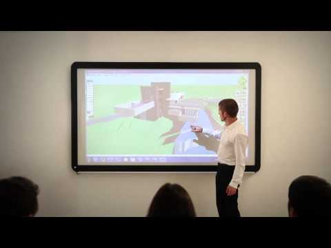 Interactive Whiteboards MasterVision - Later years Educational Solution