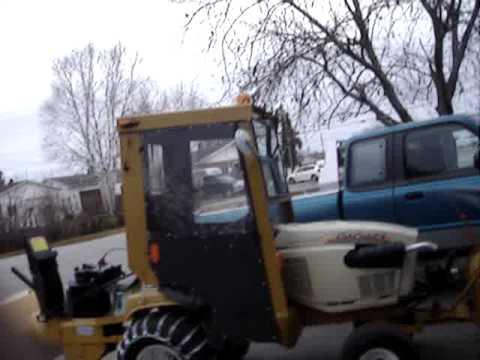 Tracteur Club Cadet 018g