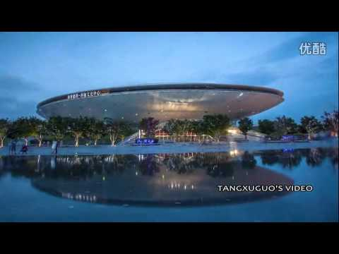 魅力上海-Beautiful Shanghai-Time lapse