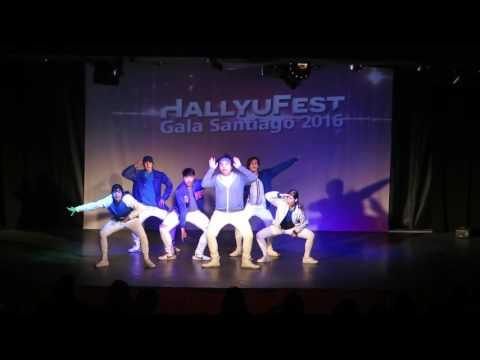 12112016_APOLO HIDE&SEEK ASTRO en el HallyuFest Gala Santiago 2016