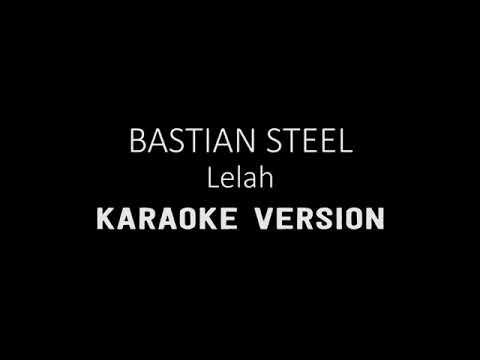 Lelah Bastian Steel Lirik karaoke