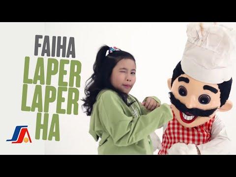 Faiha Laper Laper Ha Official Music Video