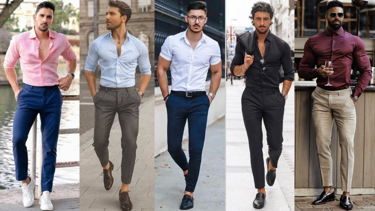 Best Men's Fashion of 2021 | Latest Formal Outfit Ideas | Attractive Formal Outfits for Men