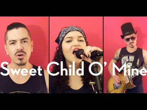 Sweet Child O' Mine – Guns N' Roses | Female Voice Cover | Covers Rock TV
