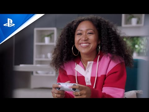 Naomi Osaka - PS5 First Play