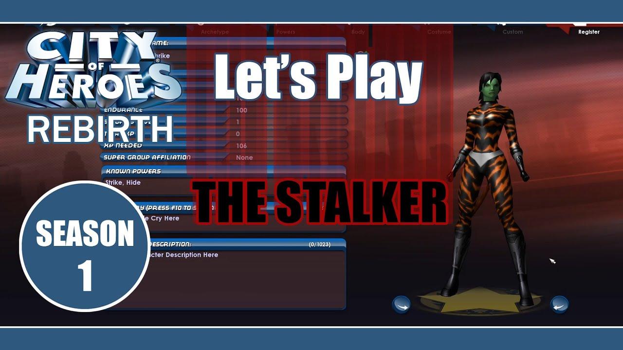 Download City of Heroes Rebirth - The Stalker - Season 1, Ep. 4