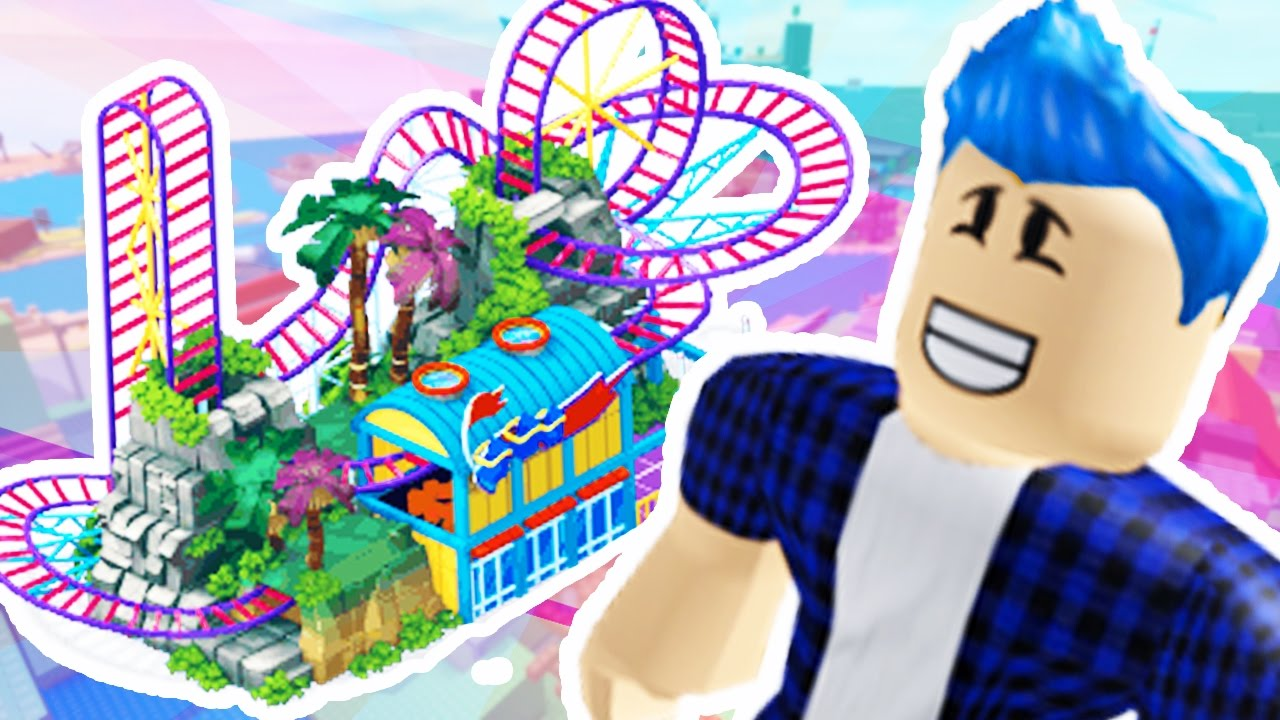 roller coaster games on roblox