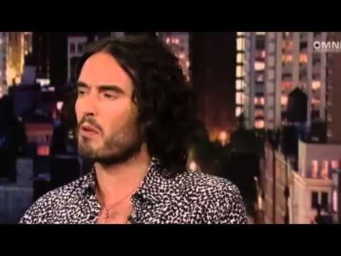 Russell Brand on David Letterman Full Interview