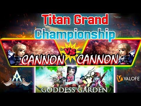 Titan 26/04/2020 AM: Final - AmyDreamCast Vs Tirandill - Atlantica Online Valofe
