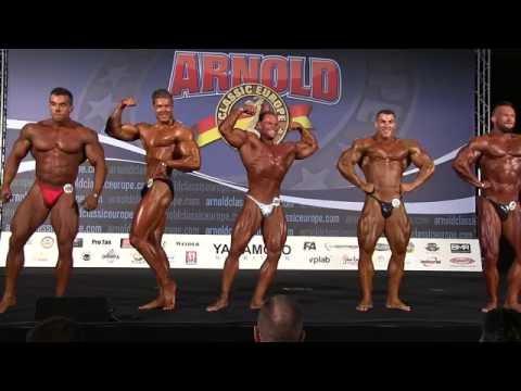 Arnold Classic Europe 2016 - Juniors Finals