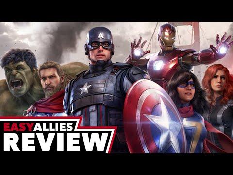 Marvel's Avengers - Easy Allies Review