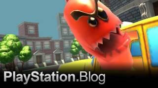 BurgerTime World Tour for PS3 (PSN)