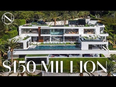 The 8th Wonder Of The World | 924 Bel Air Rd, Los Angeles CA