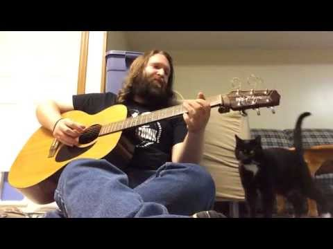 Hozier -- To Be Alone (Cover)