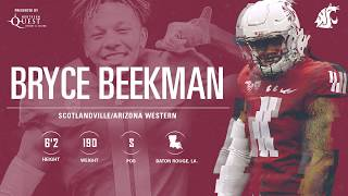 Wsu Nsd19: Bryce Beekman Highlights