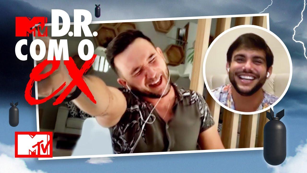 Ex diz que Jarlles mentiu sobre saída do armário | MTV D.R. Com O Ex T1