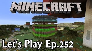 Minecraft Let's Play Ep.252- Automatic Beetroot Farm