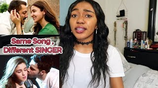 Same Song Different Singers - Who Sang It Better (Bollywood Songs)| CHALLENGE