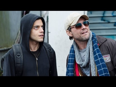 Mr. Robot: Sam Esmail Season 2 Interview - NYCC 2015