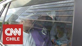 Chilenos en Malasia salieron de la cárcel: Esperan los resultados del recurso apelatorio