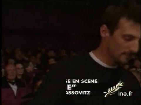 Prix de la mise en scène à Mathieu Kassovitz