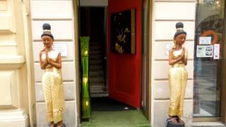アキーラさん散策①チェコ・プラハ・タイマッサージThai-massage,Prague,Czech
