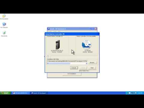 Mitsubishi Quick Tips: Q Series Motion Controller OS Installation