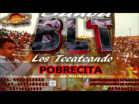 BANDA LOS TECATEANDO - POBRECITA (contrataciones de bandas)