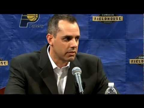 Shoot for the Moon: Frank Vogel and the 2012 Indiana Pacers