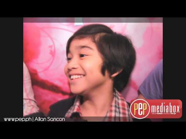 Zaijian Jaranilla talks about his crush and his wish to become taller