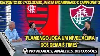 Flamengo 2 x 0 Fluminense - TROCA DE PASSES - ANÁLISE PÓS JOGO 20/10/2019