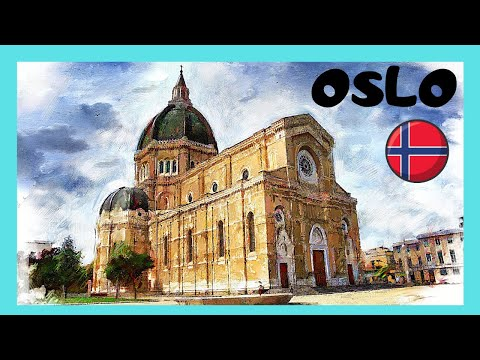 OSLO, the historic Cathedral (OSLO DOMKIRKE), NORWAY