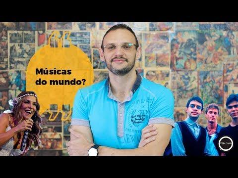 Teologar #29 - Músicas Do Mundo?