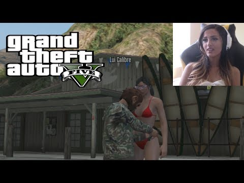 GTA 5 Online Fun w/ Lui Calibre!