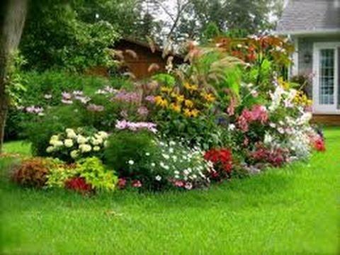 como hacer jardines hermosos - YouTube