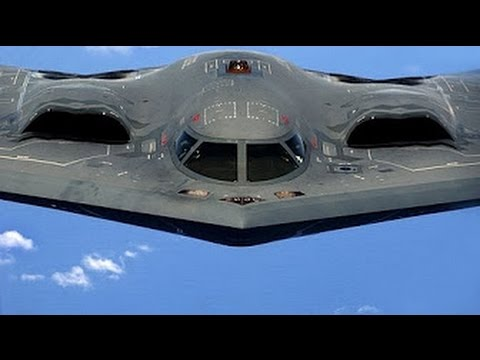 WORST NIGHTMARE for Russian Military S-300 Missiles US Military B-2 Stealth Aircraft
