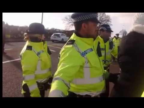 "Documentry - Slow-Walk Protest - ""Through My Eyes"""