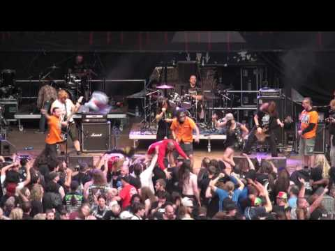 DEVOURMENT Live At OBSCENE EXTREME 2016 HD