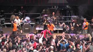 DEVOURMENT Live At OBSCENE EXTREME 2016 HD