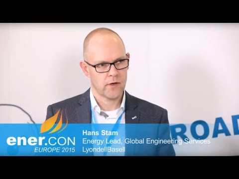 Interview with Hans Stam, Energy Lead, Global Engineering Services, LyondellBasell / Netherlands