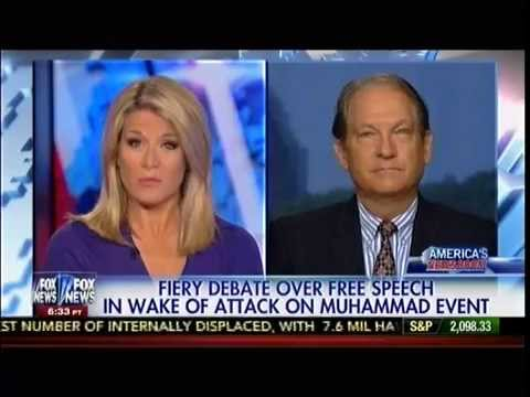 Fiery Debate Over Free Speech In Wake Of Attack On Muhammad Event - America's Newsroom