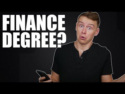 Is Finance A Good Major?