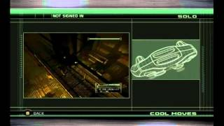 111 Tom Clancy's Splinter Cell:  Chaos Theory Training Movies In The Game Xbox - HD 1920 X 1080
