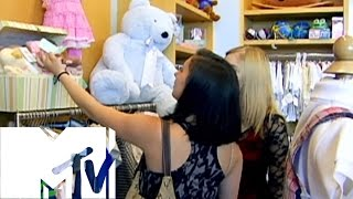 Minimum Wage Mom - 16 And Pregnant | MTV