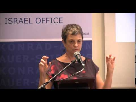 Prof. Yuli Tamir - Israel's Knowledge Based Society - Perceptions and Reality