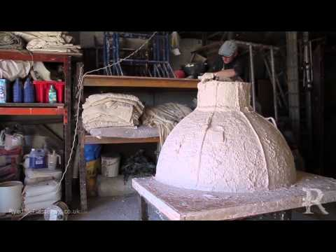 Creating a Plaster Cast Dome and Pendentives - Ryedale Plasterers Limted
