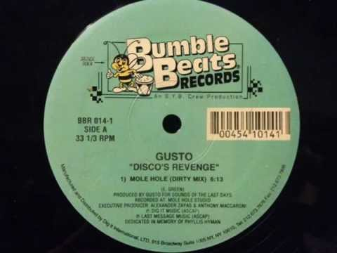 Gusto - Disco Revenge (Garage Mix)